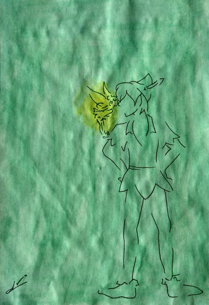 Peter Pan by Nereaaj